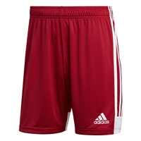 Adidas TASTIGO 19 SHORTS - Red/White