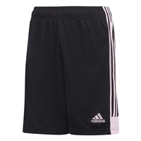 Adidas TASTIGO 19 SHORTS-YOUTH - Black/Pink