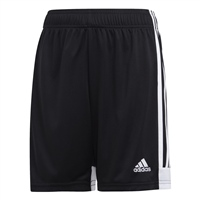 Adidas TASTIGO 19 SHORTS-YOUTH - Black/White