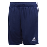 Adidas TASTIGO 19 SHORTS-YOUTH - Dark Blue/White