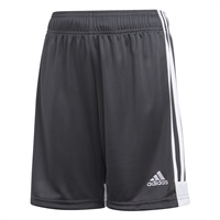 Adidas TASTIGO 19 SHORTS-YOUTH - Grey/White