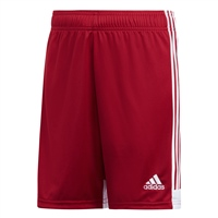 Adidas TASTIGO 19 SHORTS-YOUTH - Red/White