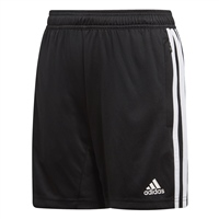 Adidas (Teamwear) TIRO 19 TRAINING SHORTS-YOUTH - Black/White