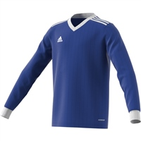Adidas (Teamwear) TABELA 18 JERSEY L/SLEEVE-YOUTH - Bold Blue/White