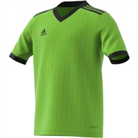 Adidas (Teamwear) TABELA 18 JERSEY-YOUTH  - Solar Green/Black