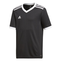 Adidas (Teamwear) TABELA 18 JERSEY-YOUTH - Black/White