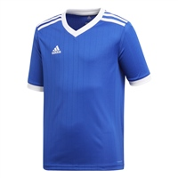 Adidas (Teamwear) TABELA 18 JERSEY-YOUTH - Clear Blue/White