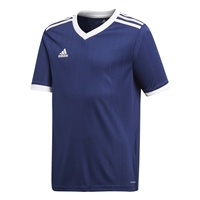 Adidas (Teamwear) TABELA 18 JERSEY-YOUTH - Dark Blue/White