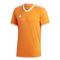 Adidas (Teamwear) TABELA 18 JERSEY-YOUTH - Orange/White