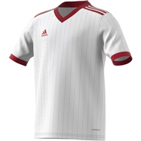 Adidas TABELA 18 JERSEY-YOUTH - White/Powred