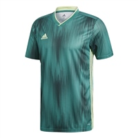 Adidas (Teamwear) TIRO 19 JERSEY - Active Green/Hi-Res Yellow