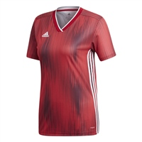 Adidas (Teamwear) TIRO 19 JERSEY - WOMENS - Red/White