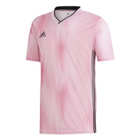 Adidas (Teamwear) TIRO 19 JERSEY-YOUTH - Pink/Black