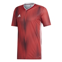 Adidas (Teamwear) TIRO 19 JERSEY-YOUTH - Red/White