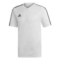 Adidas (Teamwear) TIRO 19 TRAINING JERSEY - White/Black