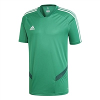 Adidas (Teamwear) TIRO 19 TRAINING JERSEY-YOUTH - Bold Green/White