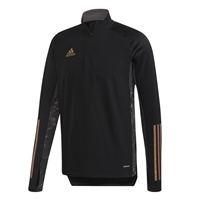 Adidas (Teamwear) CONDIVO 20 ULTIMATE TOP - WOMENS - Black/Pearl Essence