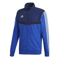 Adidas (Teamwear) TIRO 19 PRESENTATION JACKET-YOUTH - Blue/Dark Blue/White