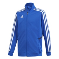Adidas (Teamwear) TIRO 19 TRAINING JACKET-YOUTH - Bold Blue/Dark Blue/White
