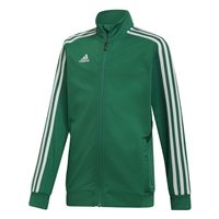 Adidas (Teamwear) TIRO 19 TRAINING JACKET-YOUTH - Bold Green/Green/White