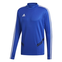 Adidas (Teamwear) TIRO 19 TRAINING TOP-YOUTH - Bold Blue/Dark Blue/White