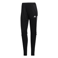 Adidas (Teamwear) CONDIVO 20 SKINNY TRAINING PANTS - WOMENS - Black/White