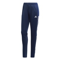 Adidas (Teamwear) CONDIVO 20 SKINNY TRAINING PANTS - WOMENS - Navy/White