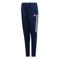 Adidas (Teamwear) CONDIVO 20 SKINNY TRAINING PANTS 1-YOUTH - Navy/White