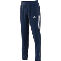 Adidas (Teamwear) CONDIVO 20 SKINNY TRAINING PANTS-YOUTH - Navy/White