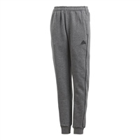 Adidas (Teamwear) CORE 18 SWEAT PANTS-YOUTH - Dark Grey Heather/Black