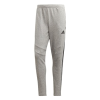 Adidas (Teamwear) TIRO 19 FRENCH TERRY PANTS - Medium Grey Heather/Black