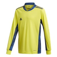 Adidas (Teamwear) ADIPRO 20 GK L/S JERSEY-YOUTH - Shock Yellow/Navy Blue