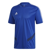 Adidas (Teamwear) TIRO 19 TRAINING JERSEY-YOUTH - Bold Blue/Dark Blue/White