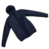 Briga Fashion Puffa Jacket - Navy/Navy