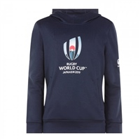 Canterbury Rugby World Cup Graphic Hoody - Navy