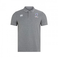 Canterbury Rugby World Cup Polo Shirt - Grey