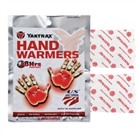 Yaktrax Hand Warmer (Pair) - White