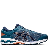 Asics Mens Gel Kayano 26 - Navy/Brown