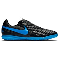Nike Tiempo Legend 8 Club Turf Trainers - Black/Blue