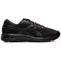 Asics Mens Gel Cumulus 21 - Black/Black