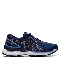 Asics Womens Gel Nimbus 22 - Blue