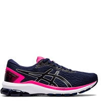 Asics Womens GT 1000 9 - Navy/Black/Pink