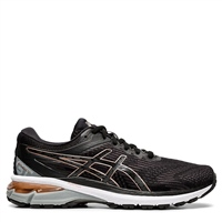 Asics Womens GT 2000 8 - Black/Rose Gold