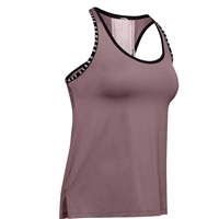Under Armour WOMENS KNOCKOUT TANK - TWIST PINK