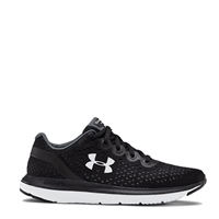 Under Armour WOMENS CHARGED IMPULSE TRAINERS - BLACK