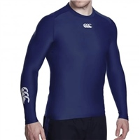 Canterbury THERMOREG LONG SLEEVE TOP - NAVY