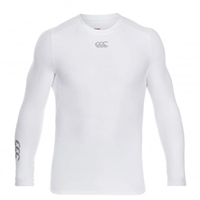 Canterbury THERMOREG LONG SLEEVE TOP - KIDS - WHITE