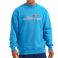 Ellesse MENS PIZZOLI SWEATSHIRT - BLUE