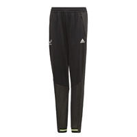 Adidas BOYS MESSI TIRO TRACK PANTS - BLACK/GREEN