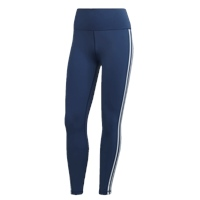 Adidas WOMENS BELIEVE THIS TIGHTS - BLUE/WHITE